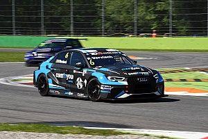 Fantastica pole position di Vervisch con l'Audi a Monza