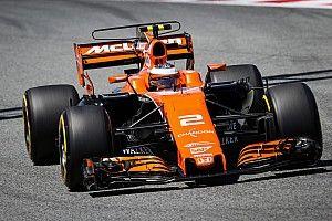 فاندورن يحصل على عقوبة التراجع 10 مراكز على شبكة انطلاق سباق إسبانيا