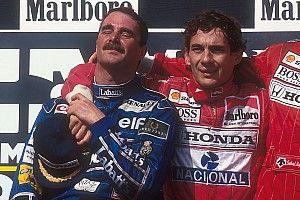 A nap, amikor a Red Bull főnöke bemászott Sennához és Mansellhez