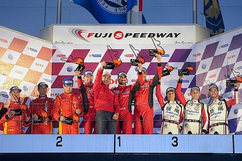 Race Performance win the 4 Hours of Fuji