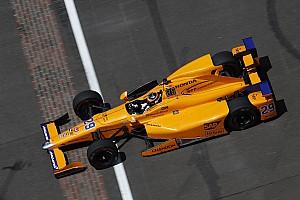 IndyCar Breaking news Alonso tersingkir setelah masalah mesin Honda