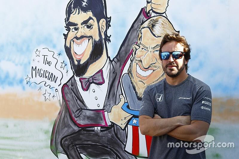 Zatrudnienie Alonso to ryzyko