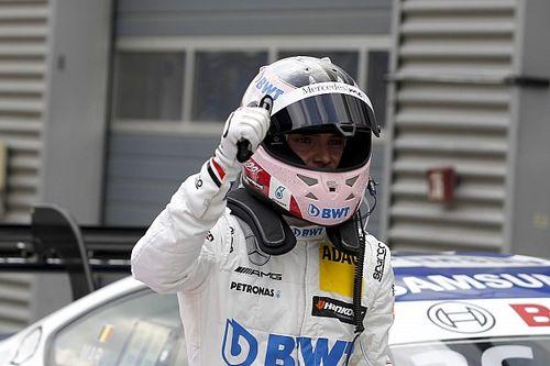 DTM Lausitzring : Tampil dominan, Auer raih kemenangan di Race 1