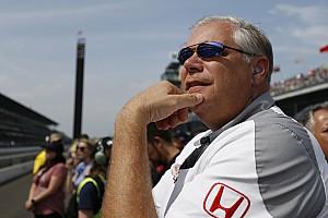 IndyCar Breaking news Honda admits it no longer has Indy 500 advantage