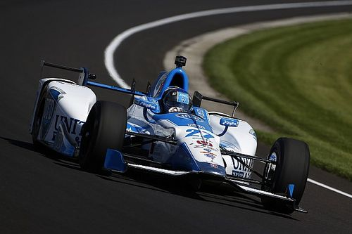 Andretti snelste tijdens eerste Indy 500 training, Alonso P19