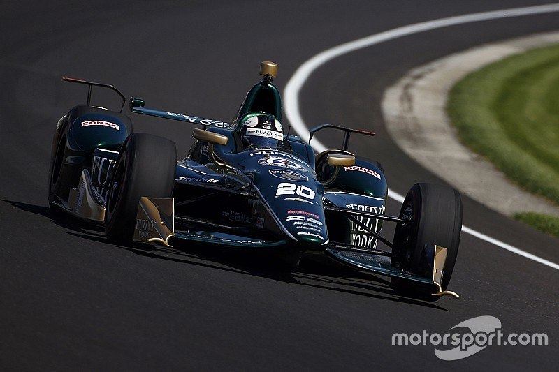 Indy 500: Carpenter tops Day 3 practice, Alonso jumps up to fourth