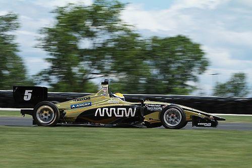 Mid-Ohio Indy Lights: Urrutia scores race one pole