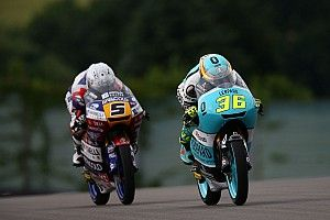 【Moto3】ドイツ決勝:ポイントリーダーのミルが今季5勝目。鈴木9位