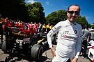 【F1】ハンガリー後テストにクビサ出場? 松下ザウバーで参加予定