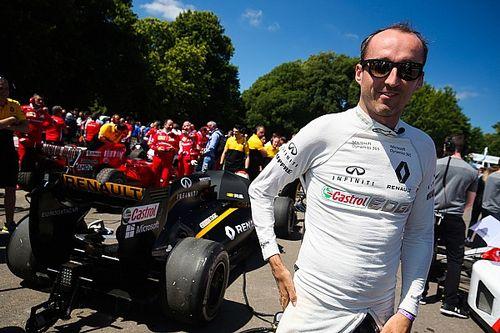 Kubica pode andar com Renault de 2017 em teste na Hungria
