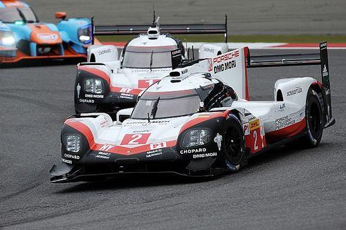 Porsche legt teamorders uit op de Nürburgring