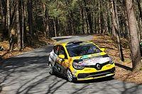 Rosso e Gilardoni soni i Campioni dei Trofei Rally Top Renault