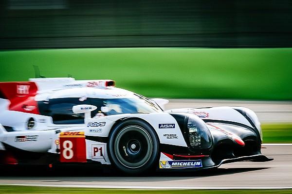 Toyota, Monza'daki WEC testlerini ilk sırada tamamladı