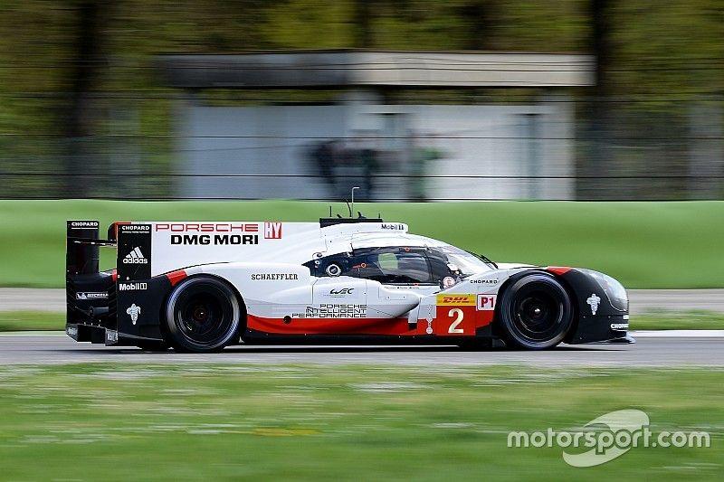 Dalla Michelin gomme interamente nuove per LMP1 e GTE