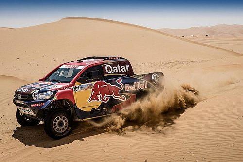 رالي أبوظبي الصحراوي: العطية يتقدّم في اليوم الثالث على الثنائي الإماراتي القاسمي والجافلة