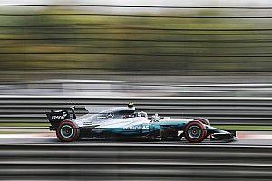 【F1】0.001秒差でベッテルに敗れたボッタス「本当に悔しい」