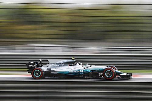 """Bottas says 0.001s margin to Vettel """"a real shame"""""""