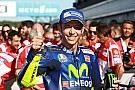 MotoGP Valentino Rossi dichiarato