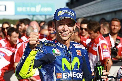 """Valentino Rossi dichiarato """"fit"""": domani torna sulla M1 ad Aragon!"""