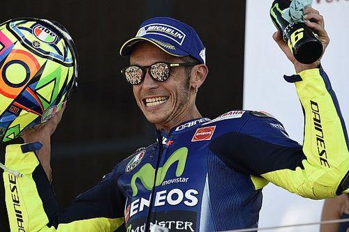Ufficiale: Valentino Rossi andrà ad Aragon per provare a correre!