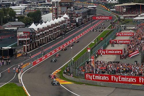 الفورمولا واحد تؤكد إتمام عقد جديد لجائزة بلجيكا الكبرى