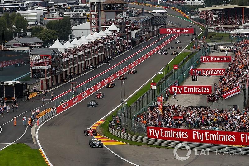 La F1 ne va pas tourner le dos à l'Europe, affirme Carey