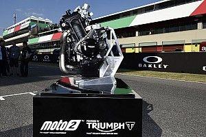 Kalex pondrá en pista la moto de 2019 con motor Triumph en Valencia