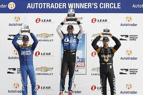 Detroit IndyCar: Top 10 quotes after race 1