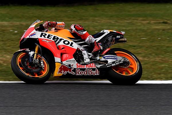 Barcelona MotoGP 2. antrenman: Marquez günü lider tamamladı