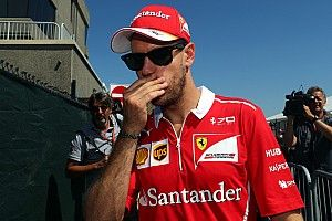 "【F1】ベッテル""体当たり事件""に謝罪声明「ハミルトンに悪意はなかった」"