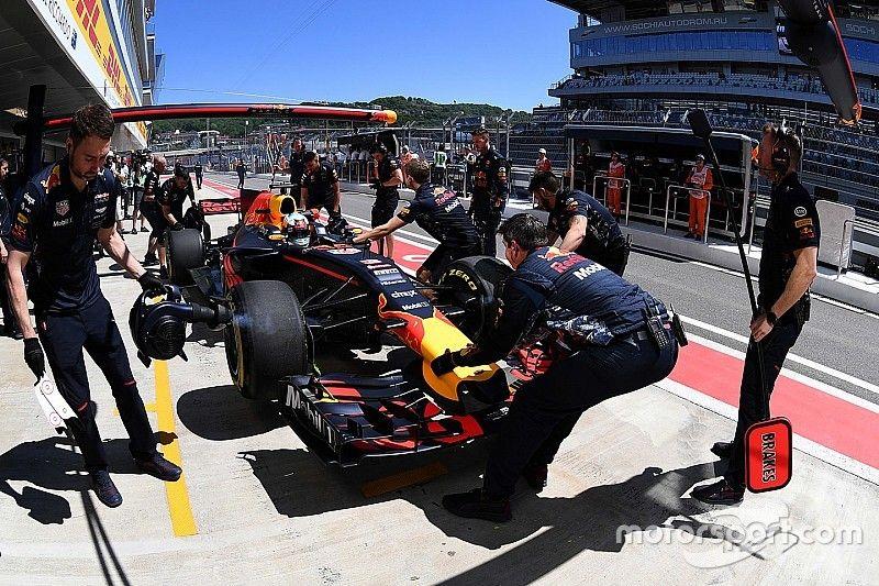 "Red Bull investiga la ""muy extraña"" avería de Ricciardo"