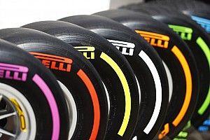 Pirelli pourrait ajouter un sixième pneu slick en 2018