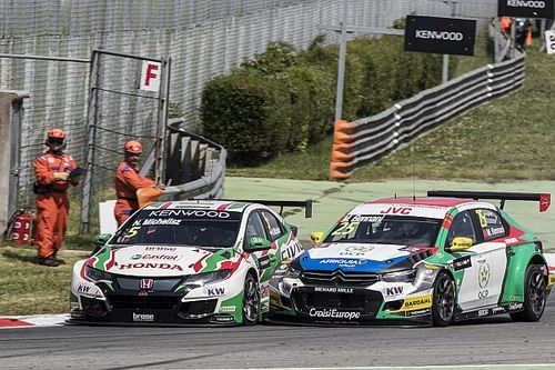 Bennani, Bjork receive penalties for Monza incidents