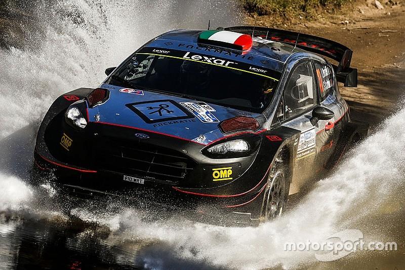 Lorenzo Bertelli torna a correre nel WRC: sarà al via del Rally di Svezia con una Fiesta Plus!