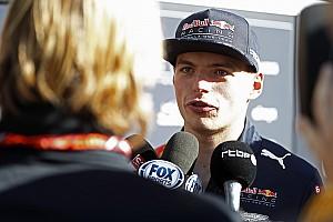 """Formule 1 Nieuws Verstappen niet bezig met titelkansen: """"Het is te ver weg"""""""