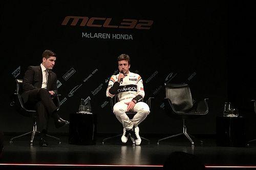 """Alonso: """"Estoy comprometido al cien por cien para ganar"""""""