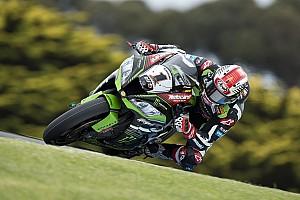 WSBK Reporte de la carrera Rea golpea primero y gana una disputada carrera en Phillip Island