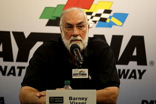 5 questions with Barney Visser as he prepares his NASCAR exit