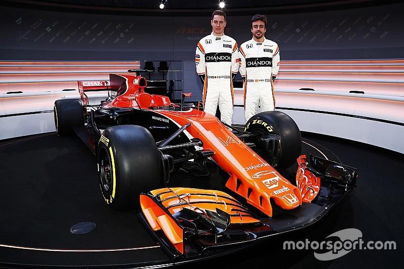"""McLaren : une livrée """"élégante"""" et """"percutante"""""""
