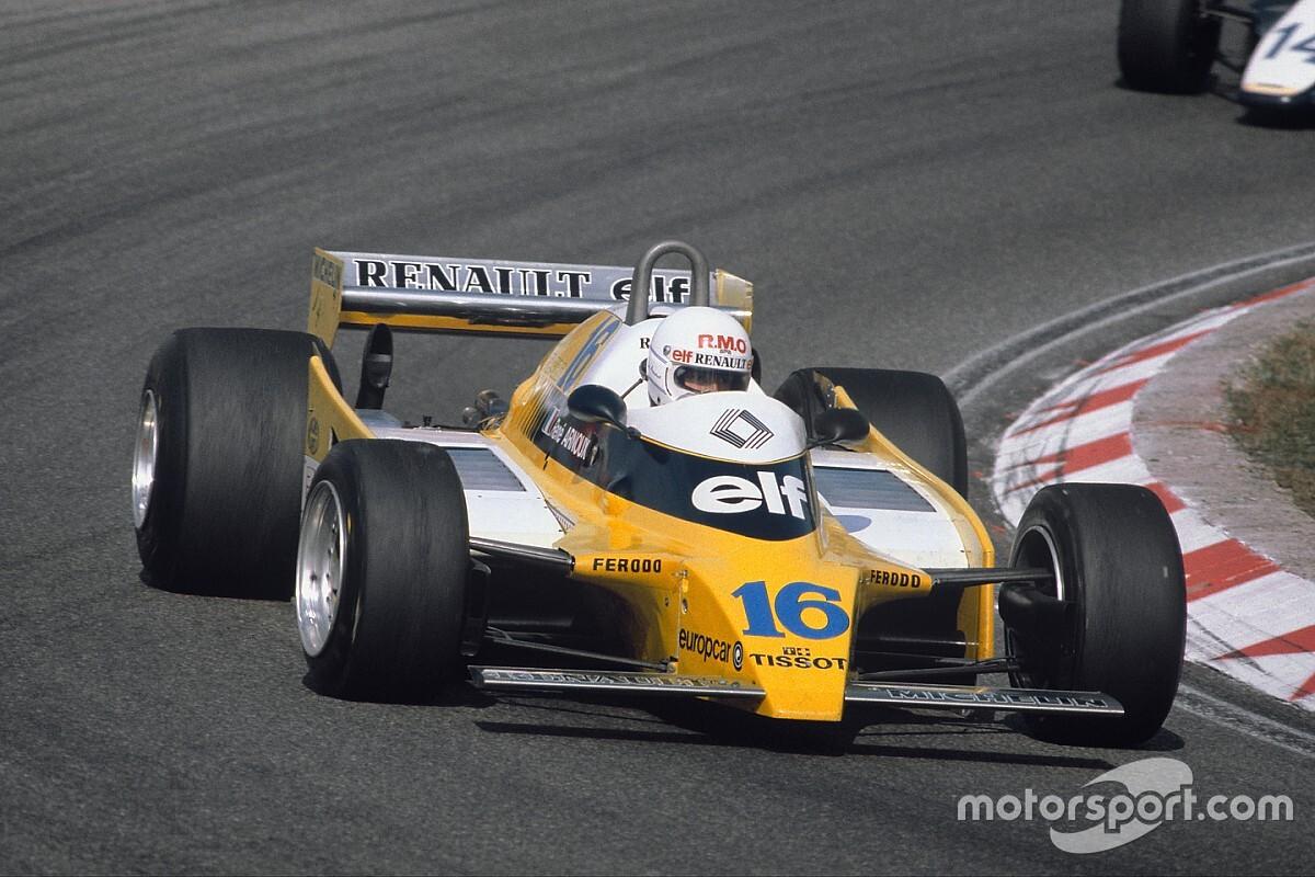 40 éve még így rögzítettek egy kamerát az F1-es autókra