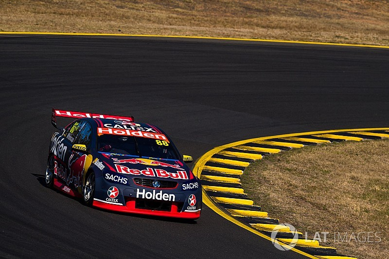 Sydney Supercars: Whincup takes milestone victory