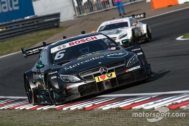 Robert Wickens vuelve a ganar en Nurburgring