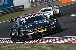 DTM Reporte de la carrera Robert Wickens vuelve a ganar en Nurburgring