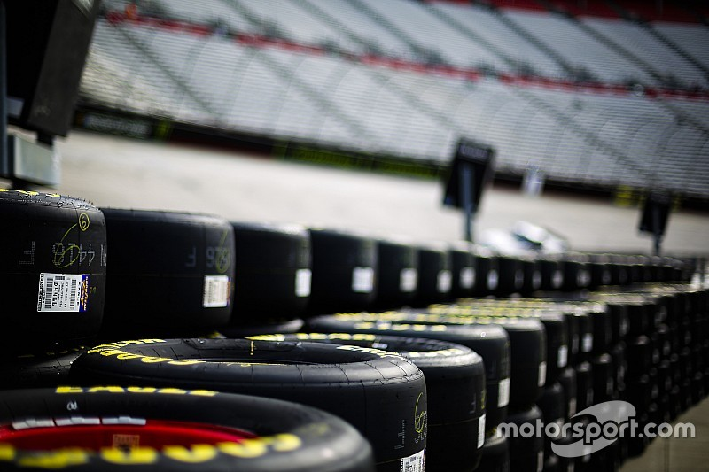 Goodyear debuts new tire combo at Bristol for Cup and Xfinity