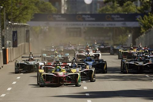 Montreal ePrix: Di Grassi wins thriller, Buemi charges to fourth