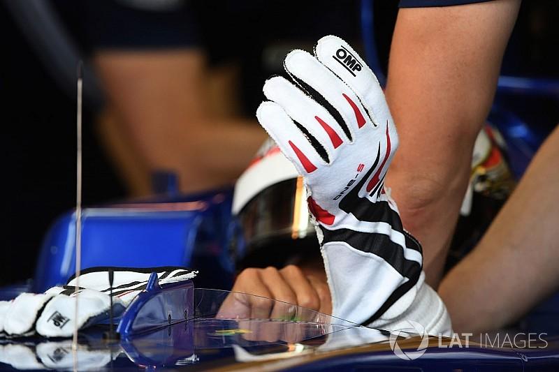 Formel 1 testet biometrischen Fahrer-Handschuh in Austin