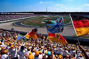 Hockenheim ontbreekt op F1-kalender 2019