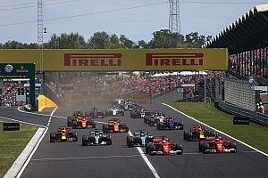 Hungaroring revamp work to begin in 2018