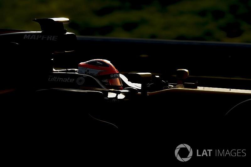 Kubica versenyben van az ülésért, mondja a Renault támogatottja