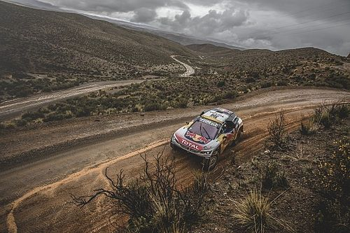 Dakar 2017, Stage 7: Peterhansel and Loeb edge clear of rivals